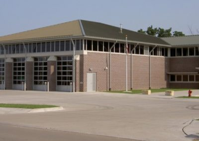 Coralville North Fire Station