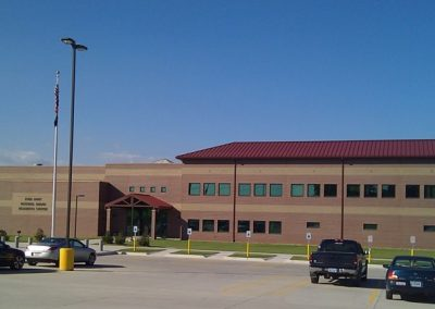 Iowa National Guard Readiness Center