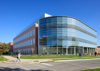 ISU—Hach Hall Chemistry Building