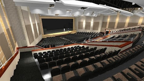 Knoxville High School Auditorium
